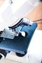 Free Microscope Royalty Free Stock Photo - 28667885
