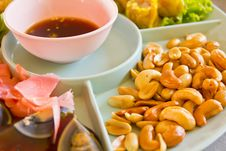 Free Cashew Nut Snacks Stock Photo - 28662270