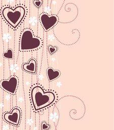 Free Hearts Stock Photo - 28668350