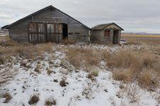 Free Old Farm Garage Stock Photos - 28668563