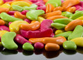 Free Sweet Candies Spreading Background Royalty Free Stock Photos - 28672838