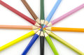 Free Unity Color Pencil Stock Image - 28678981