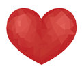 Free The Ruby Heart Stock Photography - 28679582