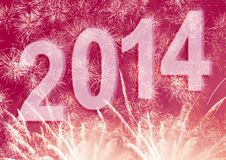 Free New Year 2014 Background Stock Images - 28677504