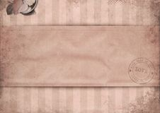 Vintage Valentine S Day Background Royalty Free Stock Photos