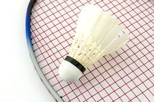 Free Racket Badminton Royalty Free Stock Images - 28678779