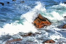 Free Against The Waves Stock Images - 28679914