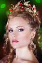 Free Portrait Of A Beautiful Young Bride Stock Photo - 28680720