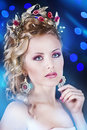 Free Portrait Of A Beautiful Young Bride Royalty Free Stock Photo - 28680745