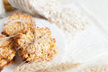 Free Low-fat Whole-grain Cookies Royalty Free Stock Photos - 28688308
