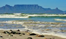 Free Table Mountain Royalty Free Stock Image - 28680226