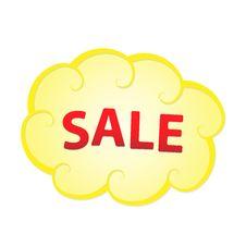 Free Sale Template Stock Photos - 28682593