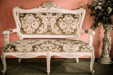 Free Old Chair Vintage Style Royalty Free Stock Photos - 28686958
