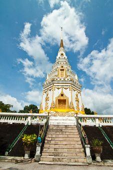 Free Old Pagoda Stock Image - 28689501