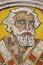 Free Saint Nicholas Mosaic Stock Photos - 28681003