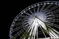 Free Ferris Wheel At Night Stock Photography - 28691882