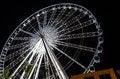 Free Ferris Wheel At Night Royalty Free Stock Photo - 28691905