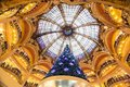 Free Beautiful Dome Gallery Lafayette Royalty Free Stock Photos - 28692848