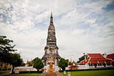 Free Old Pagoda Royalty Free Stock Photo - 28690275