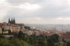 Free Beautiful Prague Cityscape Stock Image - 28693811
