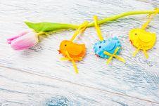 Free Spring Decoration Royalty Free Stock Image - 28693986