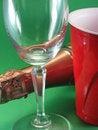Free Champagne Picnic Celebration Stock Images - 2879534