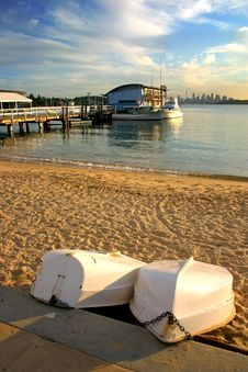 Free Watsons Bay, NSW, Australia Royalty Free Stock Photos - 2870638