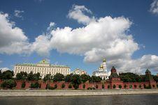 Free Kremlin Royalty Free Stock Photo - 2872405