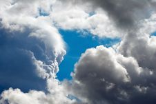 Free Cumulus 2 Stock Photography - 2873082