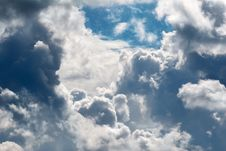 Free Cumulus 3 Royalty Free Stock Images - 2873089