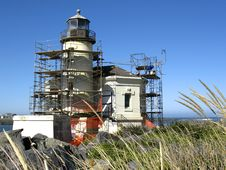 Coquille River Lighthouse Stock Photos