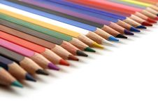 Free Color Pencil Royalty Free Stock Photography - 2875617