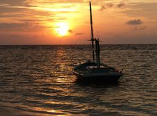 Free Sunset 2 Royalty Free Stock Image - 2879256