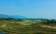 Free Nan River Views. Stock Image - 28703981