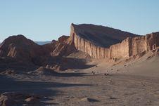Atacama Desert 1 Stock Image