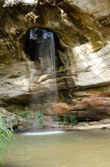 Free Sang Chan Waterfall, Thailand Stock Photo - 28706860