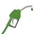 Free Green Fuel Pump Gun Stock Photography - 28711352