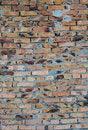 Free Aged Brick Wall Background Stock Photos - 28711893
