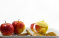Free Ingredients For Apple Strudel Stock Images - 28711974