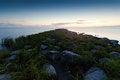 Free Summer Morning Landscape On Lake Royalty Free Stock Photography - 28713047