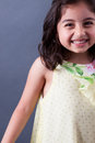 Free East Indian Girl Laughing Stock Image - 28714981