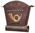 Free Old Mailbox Stock Image - 28719931