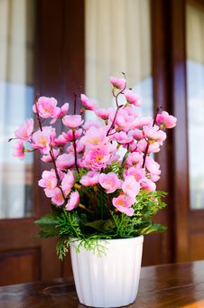 Free Decorative Flowers Royalty Free Stock Photography - 28713577