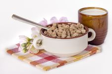 Free Healthy Breakfast Royalty Free Stock Photos - 28716748