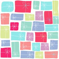 Free Gifts Royalty Free Stock Image - 28719596