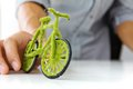 Free Eco Bicycle Concept Royalty Free Stock Image - 28723276