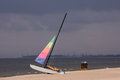 Free Colorful Sailboat Royalty Free Stock Photo - 28727365