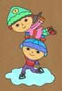 Free Love Skate Royalty Free Stock Photos - 28728018