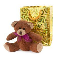 Free Teddy Bear Royalty Free Stock Photo - 28729955