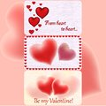 Free Valentine`s Greeting Cards Stock Photo - 28732120